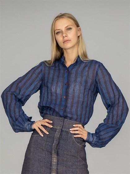 Блузка женская - фото 5857