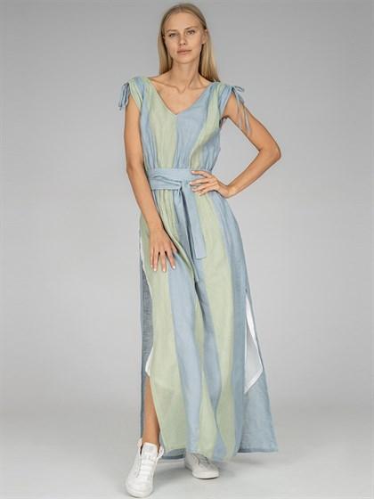 Платье двухслойное - фото 5957