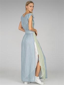 Платье двухслойное - фото 5956