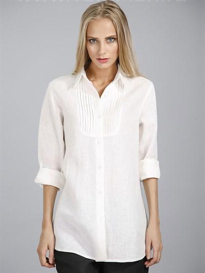 Блузка - рубашка женская - фото 7079