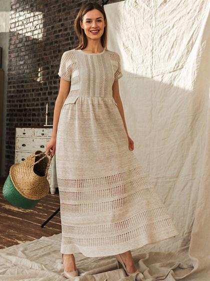Платье женское - фото 7870