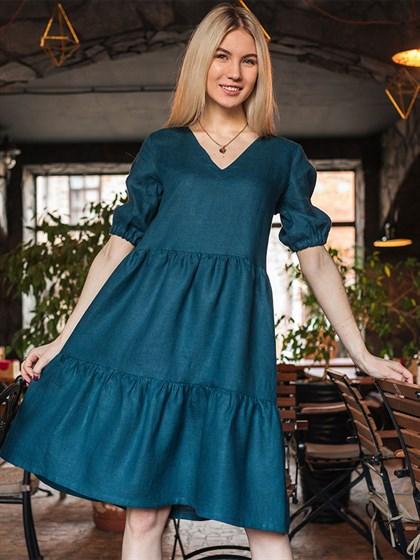 Платье женское - фото 8027