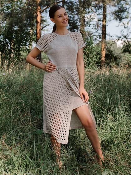 Платье женское - фото 8146