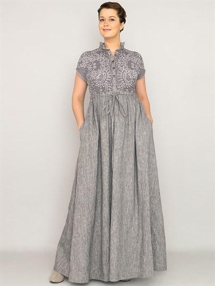 Платье женское - фото 8171