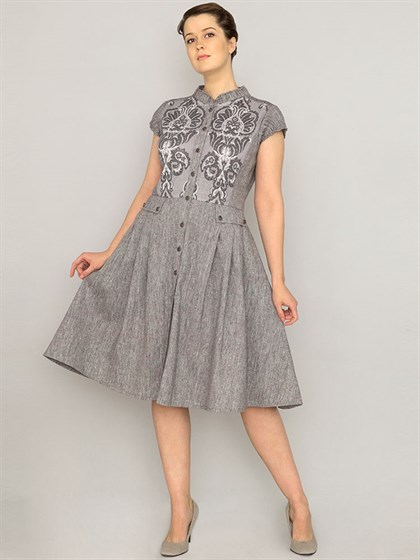Платье женское - фото 8189