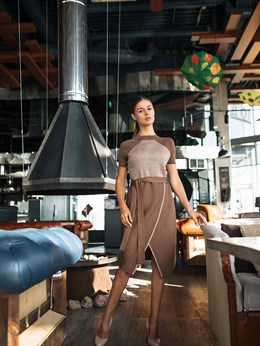 Платье женское - фото 4664