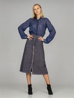 Блузка женская - фото 5858