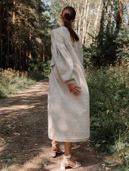 Платье женское - фото 8143