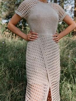 Платье женское - фото 8147
