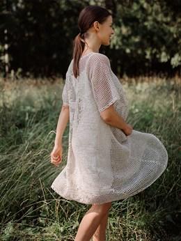Платье женское ручной работы - фото 8159