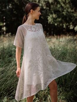Платье женское ручной работы - фото 8160