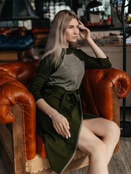 Платье женское - фото 8251